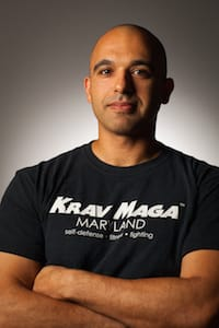 Amr A. in Washington DC - Krav Maga Capitol Hill