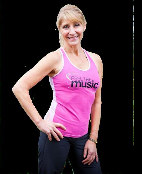 Carolyn Hancox Barr in Northridge Health Performance Centre