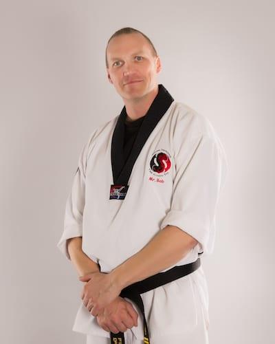 Master Bob Kistner in Dover - Dover Dragons