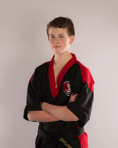 Mr. Jake Kistner in Dover - Dover Dragons Tae Kwon Do