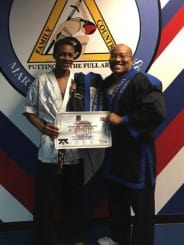 Mr. Jordan Andrews in Colorado Springs - Calvary Family Martial Arts And Fitness