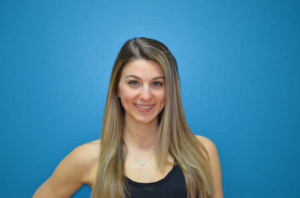 Jessica Marcantonio in Massapequa - Fit Club Pro Gym