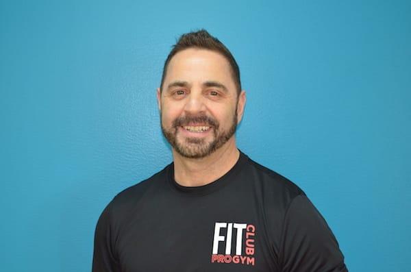 Mario Diletto in Massapequa - Fit Club Pro Gym