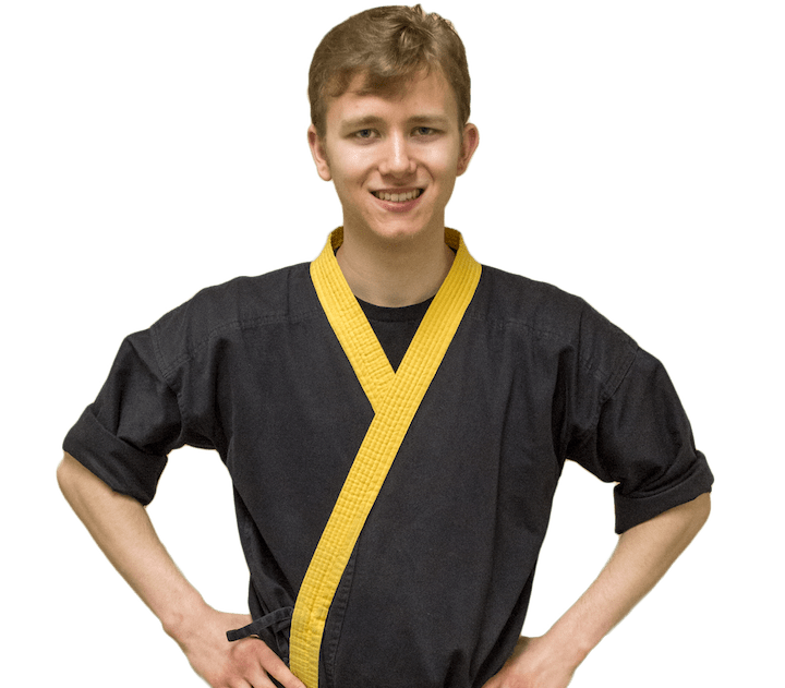 Matthew Drain in Norton - Personal Best Karate