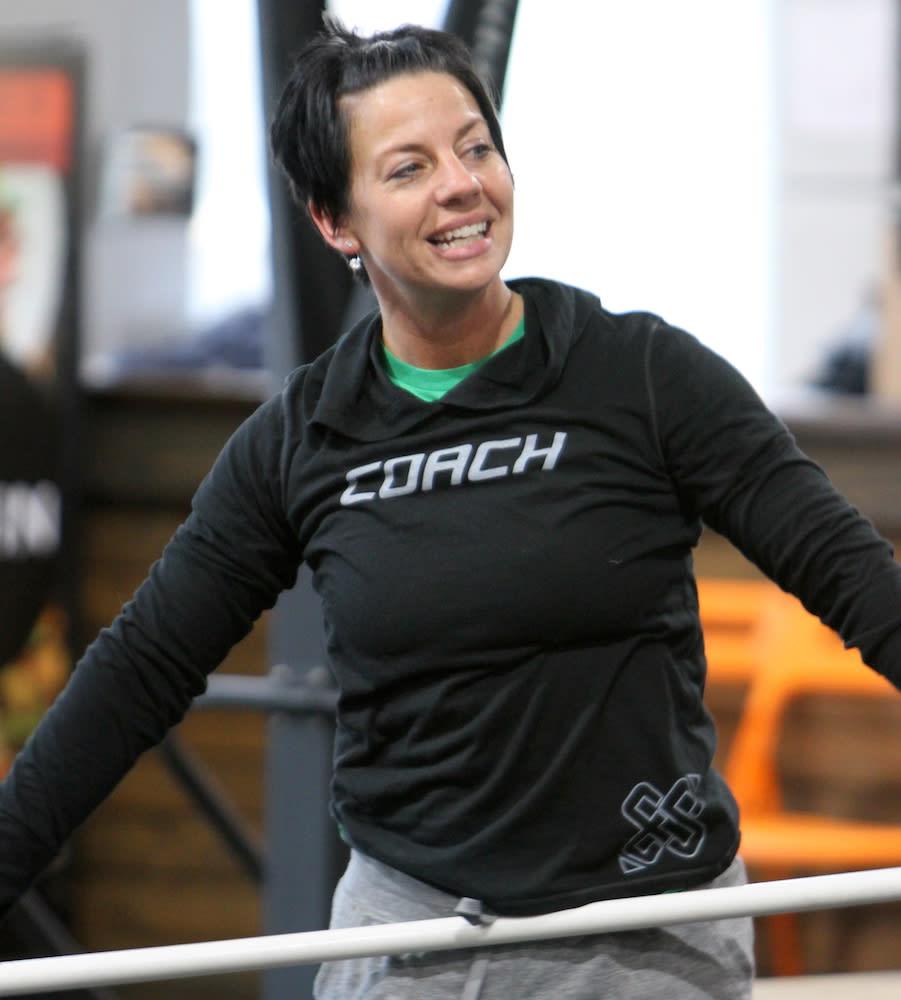 Erin Rathke in Blaine - CrossFit Rigor