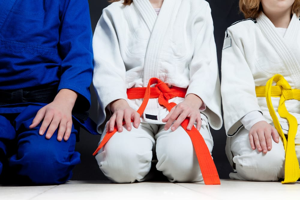 Kids Martial Arts Pace