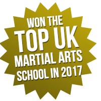 Kids Martial Arts in Wimbledon & Morden - Cassar Academy - footer award