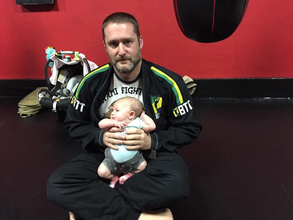 Chuck McAllister in Plaistow - Spero's Martial Arts Academy
