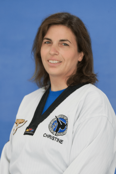 Christine Adcock in Kearney - Advantage Martial Arts