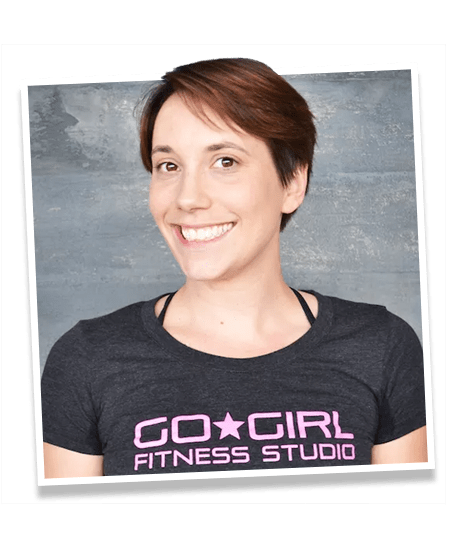 Leslie Talbott in Go Girl Fitness Studio
