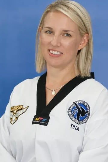 Tina Payne in Kearney - Advantage Martial Arts