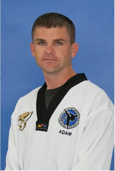 Adam Miller in Kearney - Advantage Martial Arts