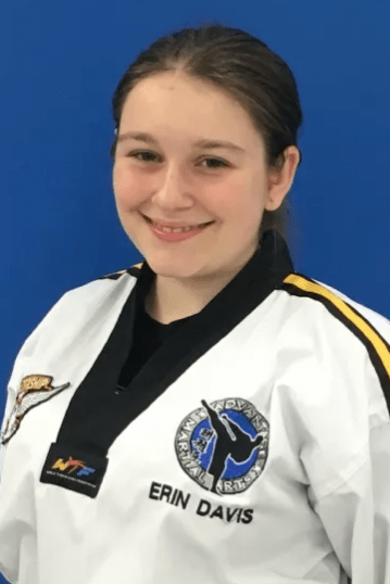 Erin Davis in Kearney - Advantage Martial Arts