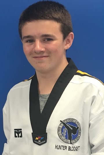 Hunter Blodgett in Kearney - Advantage Martial Arts