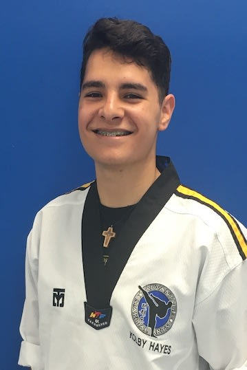 Kolby Hayes in Kearney - Advantage Martial Arts