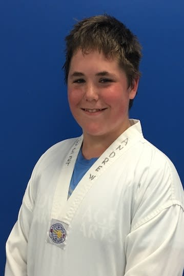 Andrew Barber in Kearney - Advantage Martial Arts