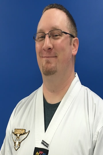 Doug Pontious in Kearney - Advantage Martial Arts
