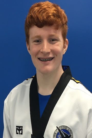 Dalton Dishman in Kearney - Advantage Martial Arts