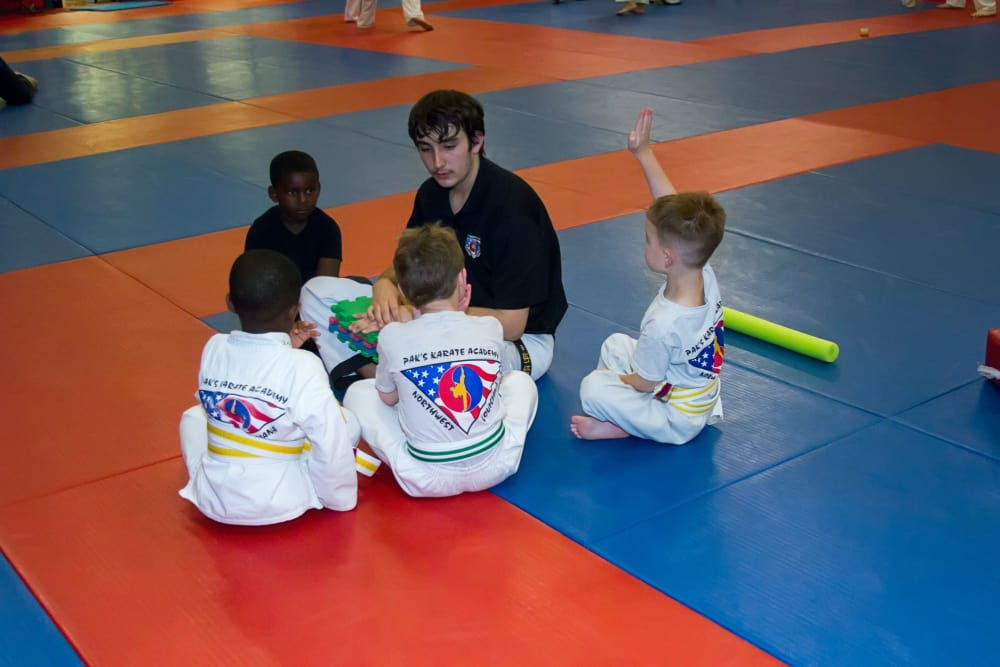 Bossier City After School Karate