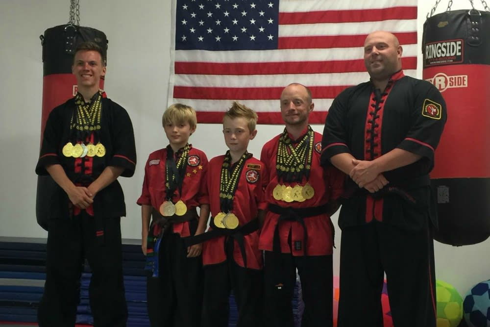 Family Martial Arts Rochester
