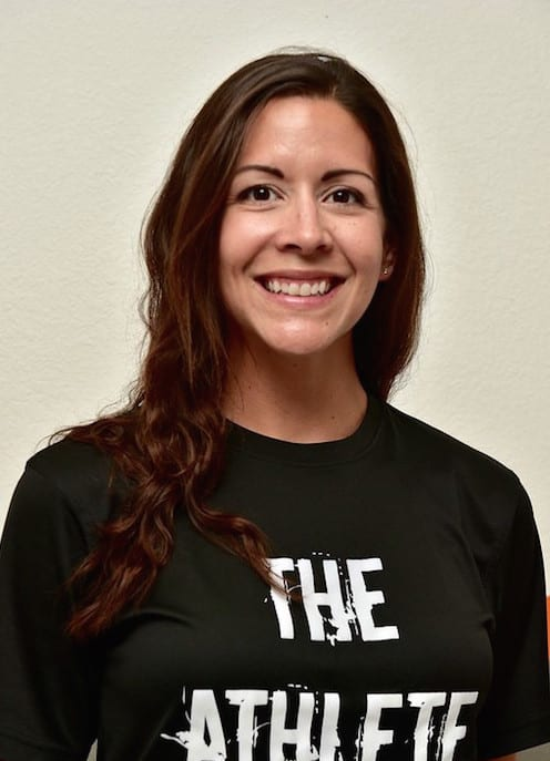 Christina Wood in Altamonte Springs - The Athlete Factory