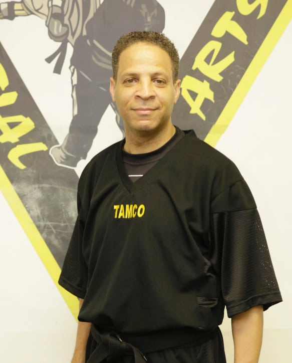 Keith R. McKinley in Upper Darby - TAMCO Martial Arts