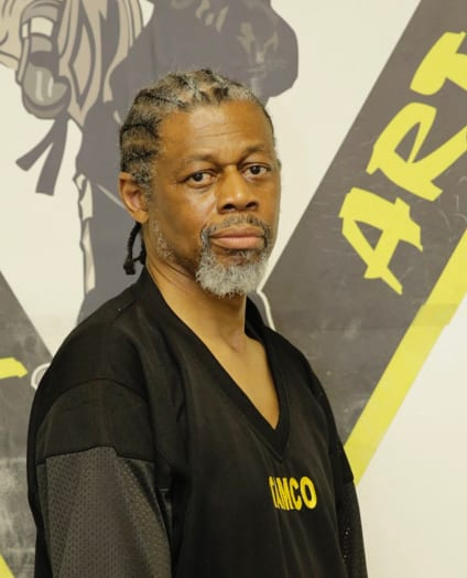 Terry Elam in Upper Darby - TAMCO Martial Arts