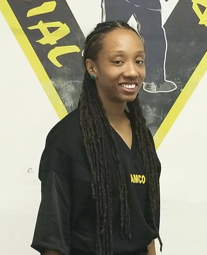 Theresa Thoulouis in Upper Darby - TAMCO Martial Arts