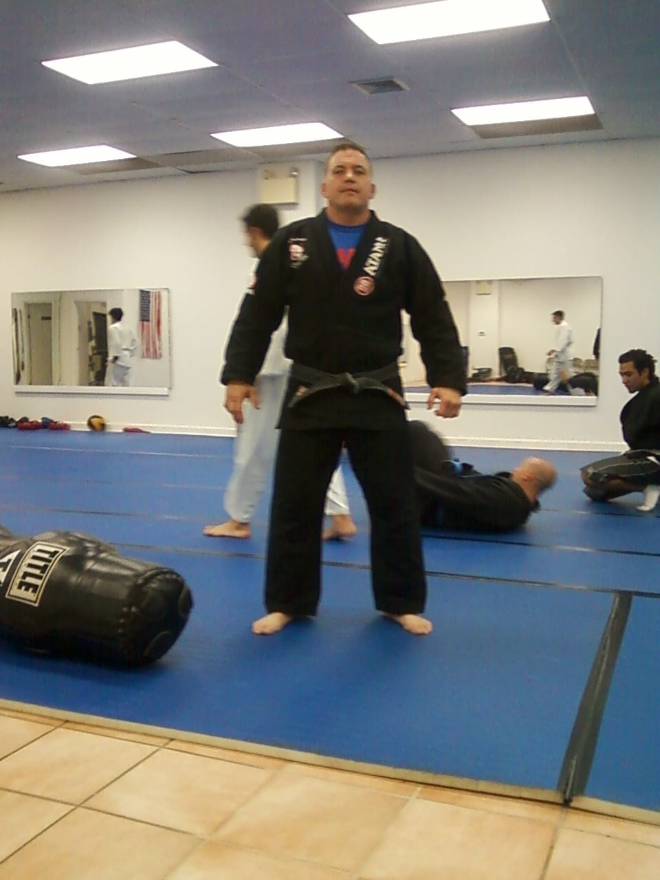 JOE DIAMOND in Philadelphia - Commando Krav Maga and Diamond Mixed Martial Arts