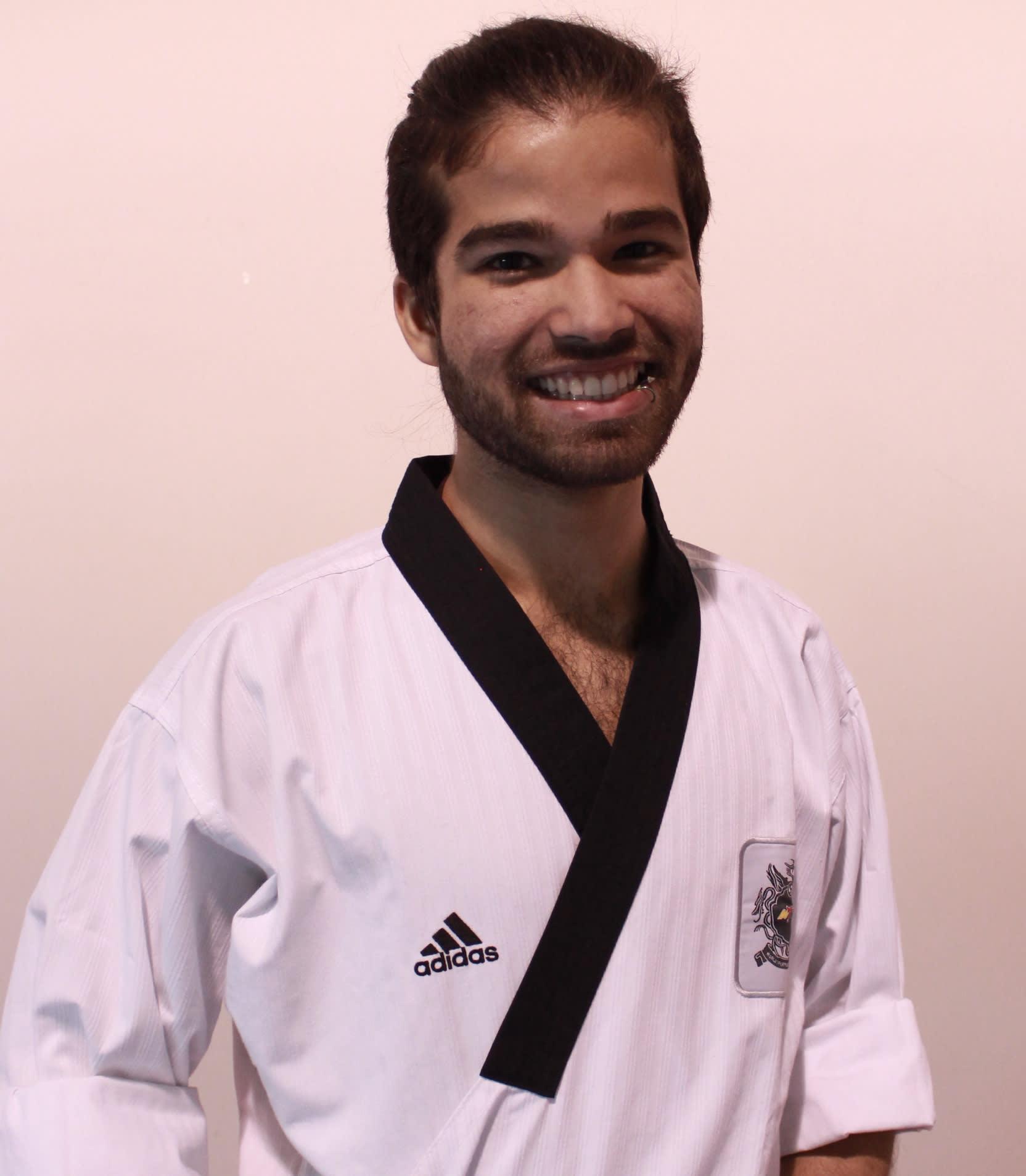 Instructor Keenan  in Calgary - Master Rim's Taekwondo