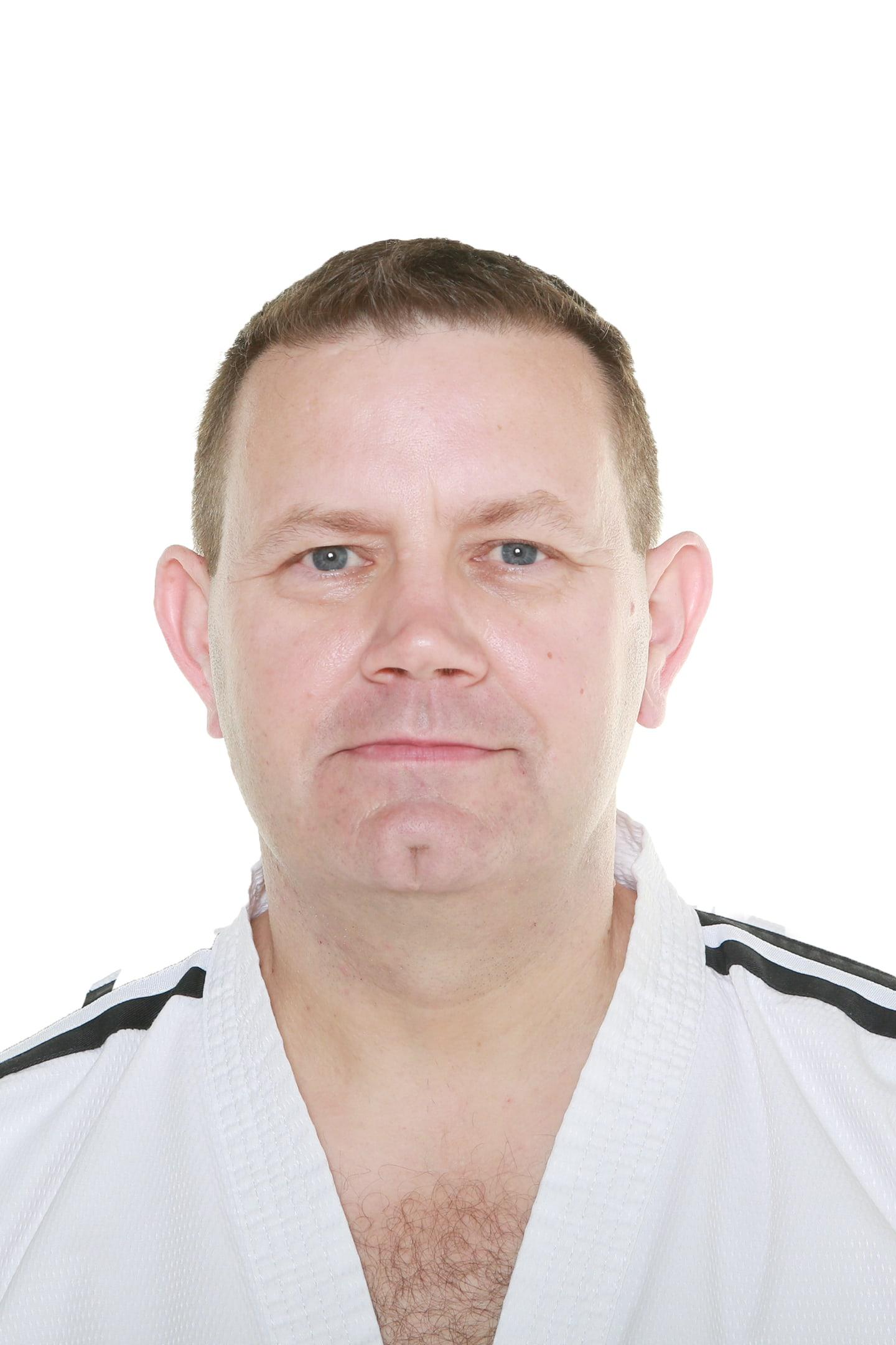 Terry Donnelly in Balbriggan - Elite Taekwondo Academy