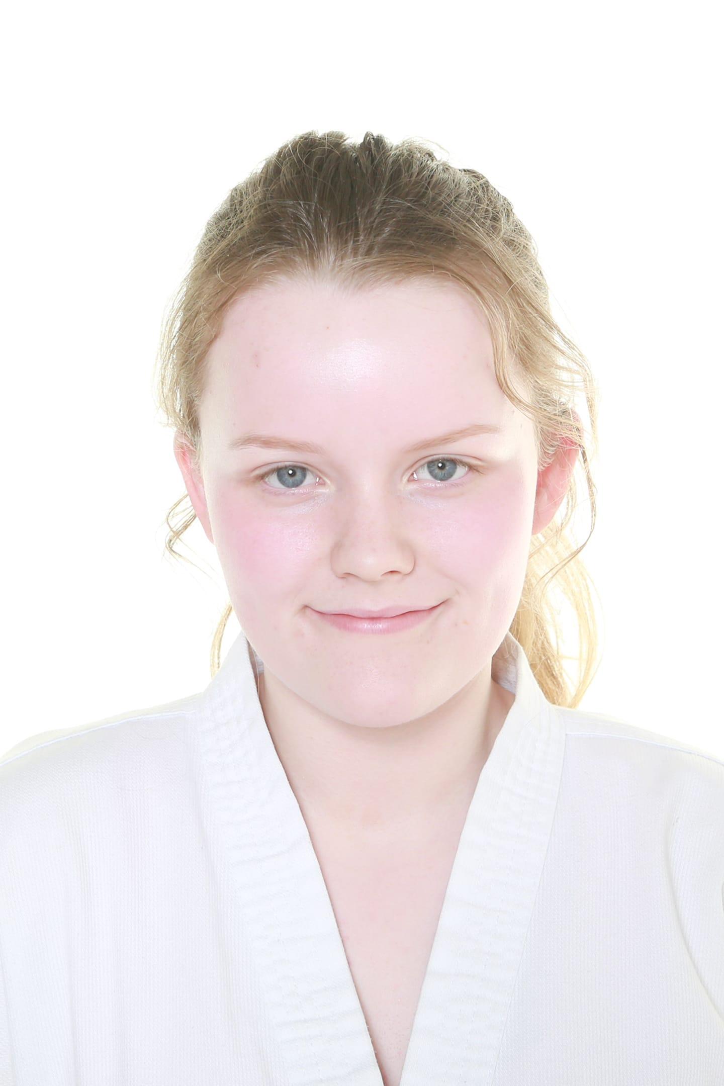 Aoife Butler in Balbriggan - Elite Taekwondo Academy