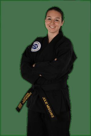 Julie Mischke in Lantana - Lantana Taekwondo