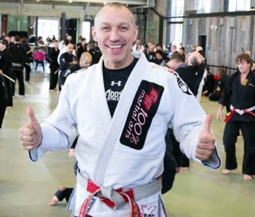 Bill Gatchell in Ottawa - 100% Martial Arts & Fitness