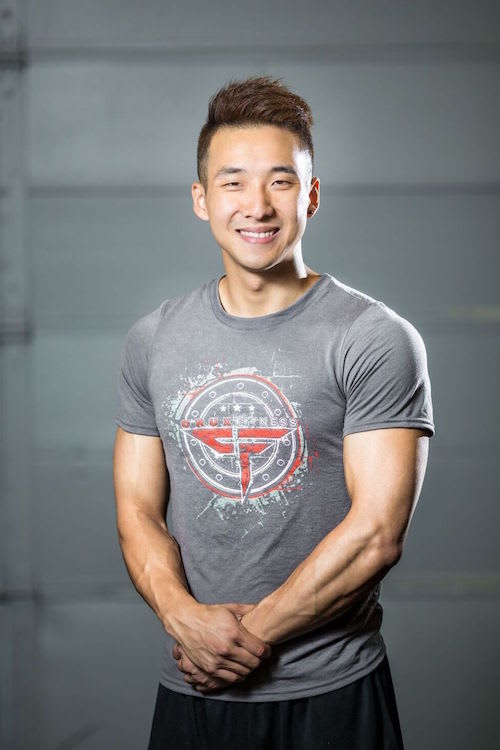 Yeuk Yeung in Richmond and Surrey - Crux Fitness
