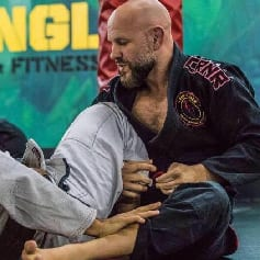 Mike Lee in Orlando - The Jungle MMA And Fitness