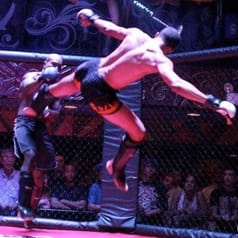 Eric Peebles in Orlando - The Jungle MMA And Fitness
