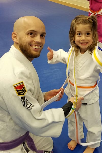 Joe Hill in Cuyahoga Falls - Top Level Martial Arts
