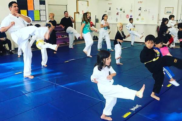 Red Dragon School of Martial Arts Kids Martial Arts Blasdell