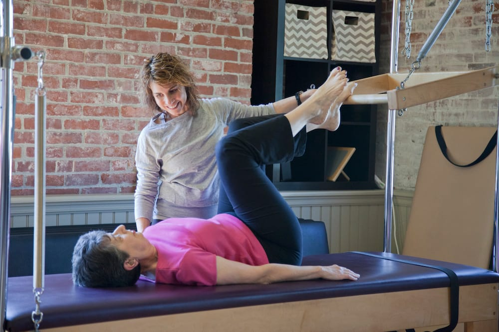 Every Body Pilates Personal Training Arlington