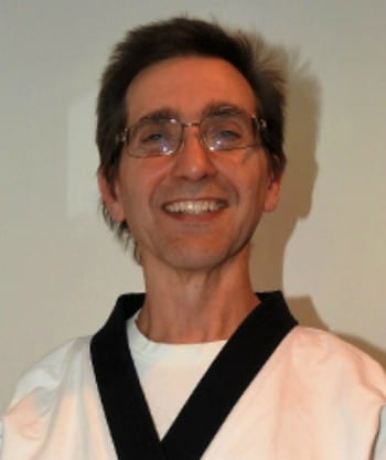 Sensei Jerry Laing  in Akron - Zahand's Martial Arts