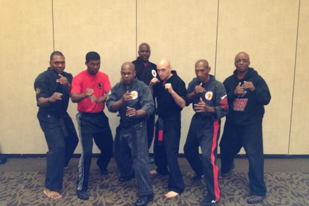 Odenton Adult Kenpo Karate