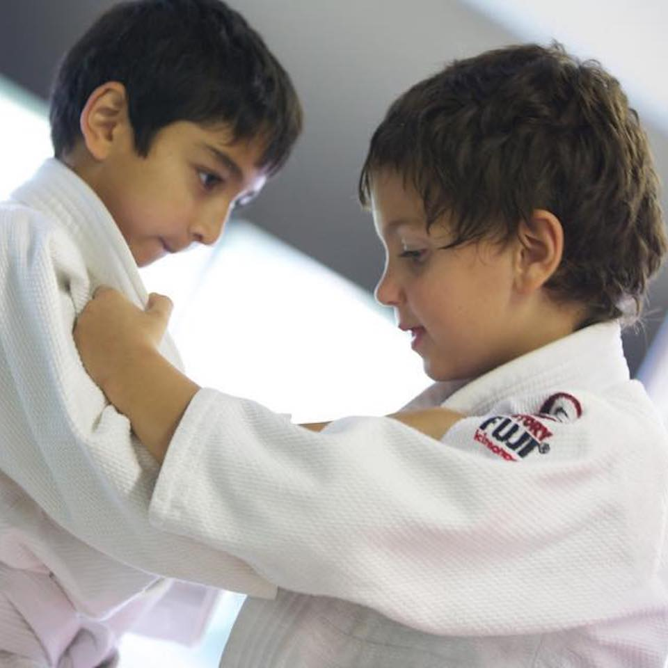 Central Coast Jiu Jitsu Academy Kids Martial Arts