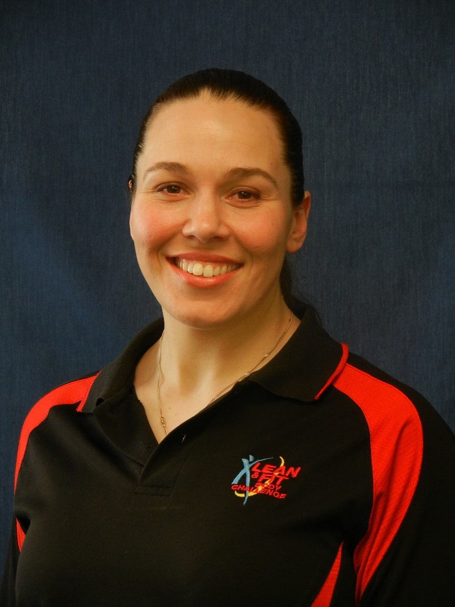 Kathryn Bruce in Oakleigh - Challenge Martial Arts & Fitness Centre