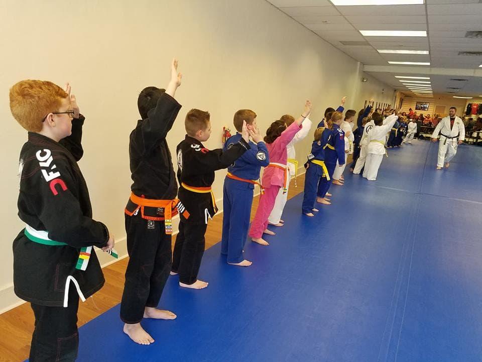 Cuyahoga Falls Kids Martial Arts