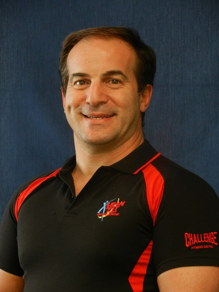 Frank Monea in Oakleigh - Challenge Martial Arts & Fitness Centre