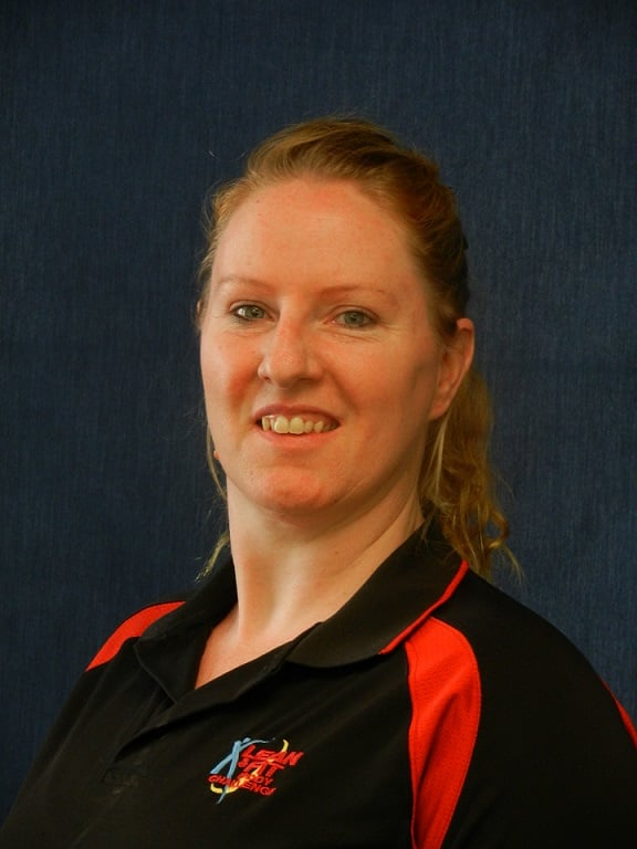 Carmen McCarthy in Oakleigh - Challenge Martial Arts & Fitness Centre