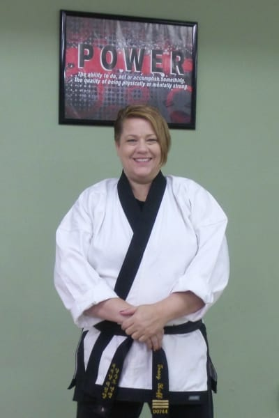 Tracy Huff in Fayetteville - Family Martial Arts Academy