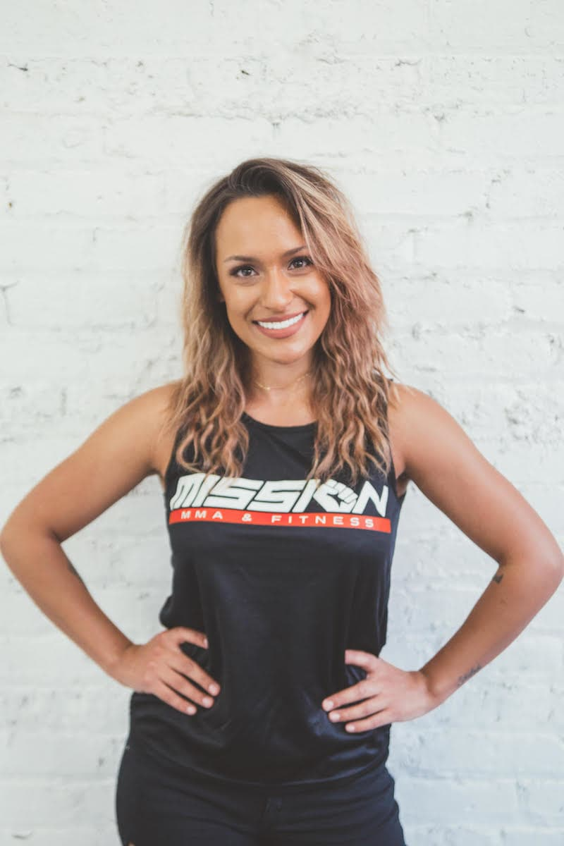 Allie Kurcz  in 	 Chicago - Mission MMA And Fitness