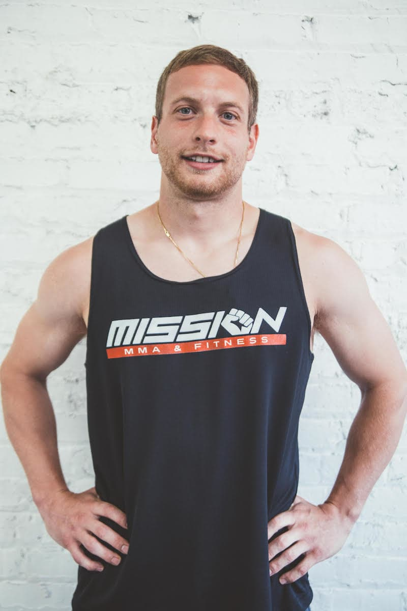 Kevin Simoni  in 	 Chicago - Mission MMA And Fitness